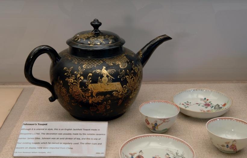 samuel johnson essay on tea